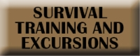 Survival Training and Excursions