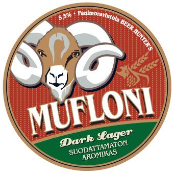Mufloni Dark Lager