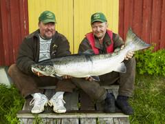 Hannu and Juha