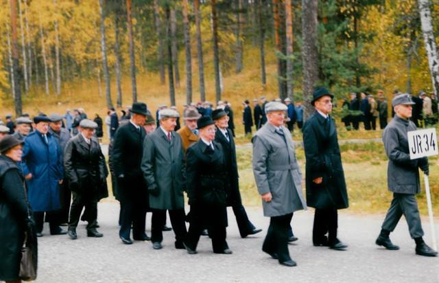 Men of infantry regiment 34.