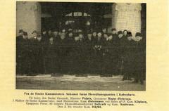 Rehabilitational trip to Denmark in 1940.