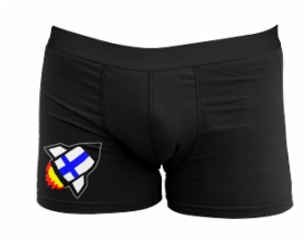 The Finnish Astronaut Rocket-boxers
