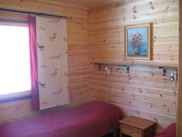 Toilailevi makuuhuone