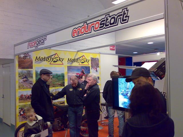 Endurostart - Racegear, VM Motorsportshow 2010