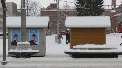 Suomen presidentinvaali 2012