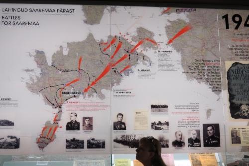 Vuoden 1944 Taistelut Suomenlahden Etela Ja Pohjoispuolella