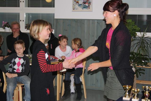 Palkintojenjako 2009