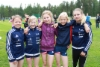 T11 joukkue Adele, Juuli, Suvi ja Riia
