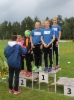 Kisojen ylivoimaisin voitto T13 EuRa I 4x600m 8.05,26