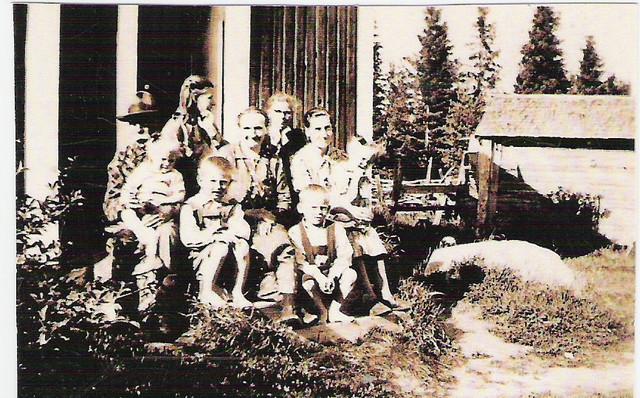 torpan portailla 1943