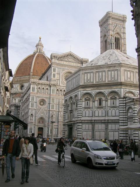 il Duomo ja Battisterio di San Giovanni