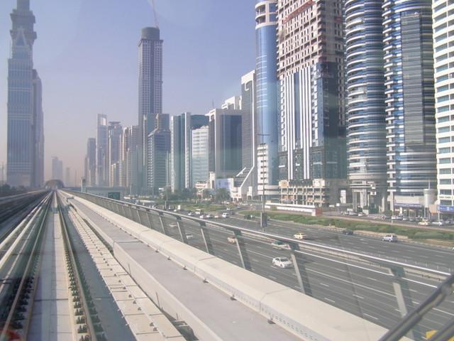 Dubain liike-elämän keskusta