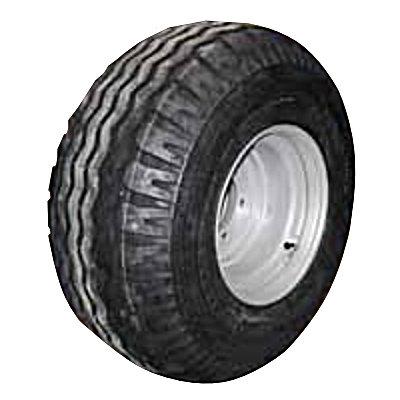 Traktorin renkaan kantavuus