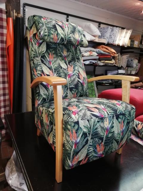 viidakko-tuoli