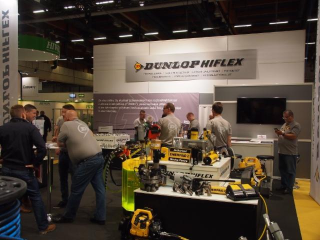 Teknologia´15 Dunlop Hiflex
