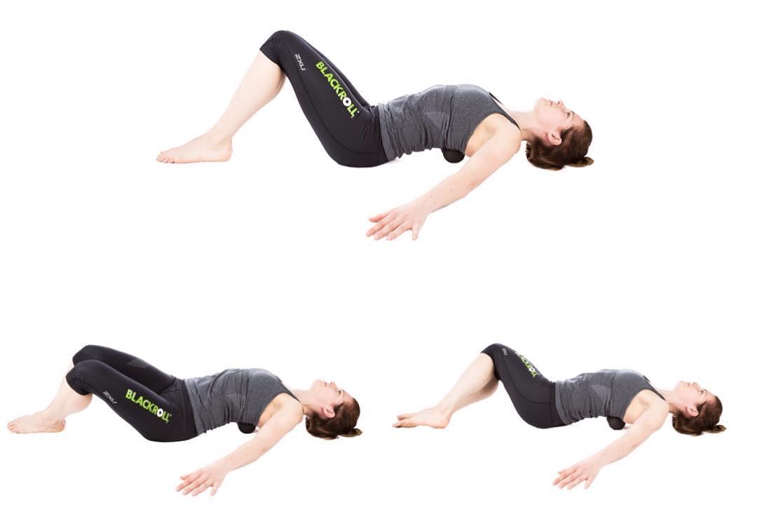 Rintarangan liikkuvuusharjoitus duoballilla