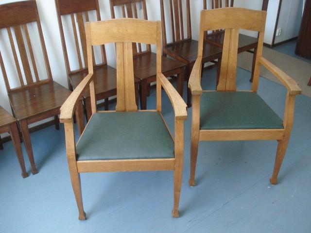 Jugendkäsinojatuolit 2kpl