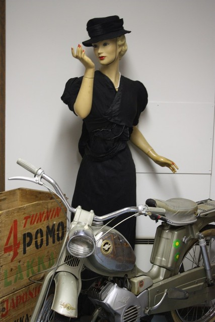 50-luvun mallinukke