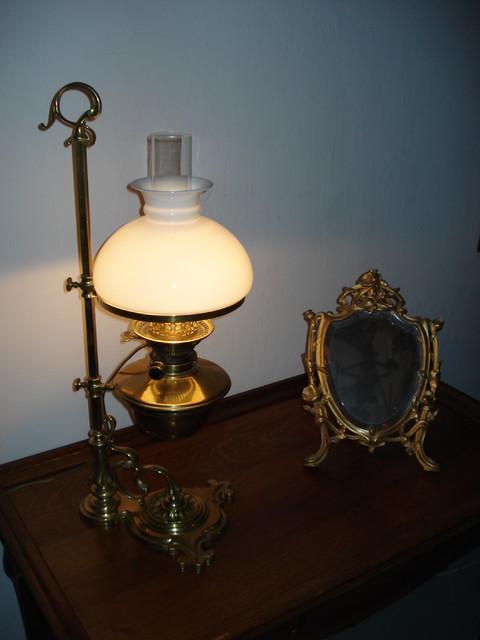 Art Nouveau pöytävalaisin - MYYTY