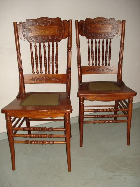 1900-luvun alun tuolit, 6 kpl