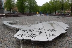 Pyhiinvaeltajanpuisto, Helsinki