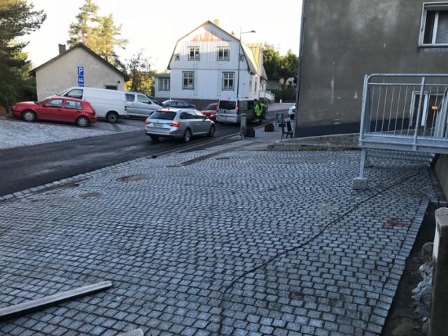 Kauklahden keskusta Espoo