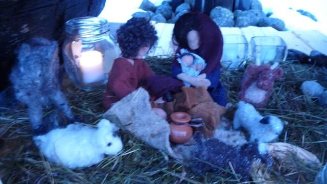 24.12. Rauhaisaa Joulun juhlaa