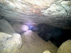 supi luolassa