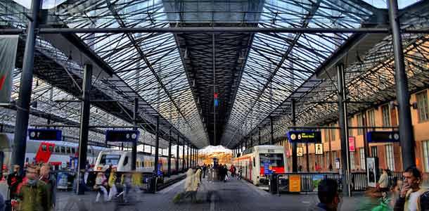 Rautatieasema, Helsinki