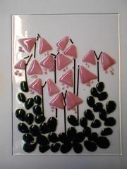 Kukka, sulatustyö