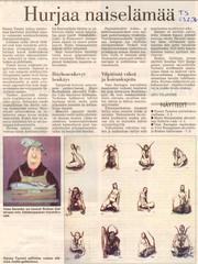 Pieniä naisen tapahtumia, Joella 1996