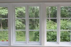 Lasikuistin 6- ruutu ikkunat