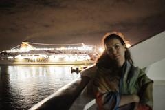 fi, hki, viking line ferry in tallinn harbour, lila, 20110821. photo hannu sinisalo (3)