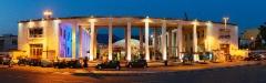5c._tirana_archeological_museum_and_university_bibliotek_at_seshi_nene_tereza