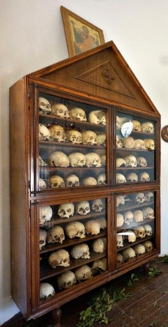 arkadi_monastery._they_want_to_see_the_skulls_of_the_1866s_holocaust_cretan_victims._photo_hannu_sinisalo.