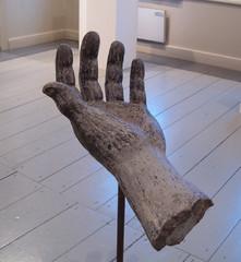 Käsitys, 2004, kivijauhevalu