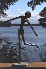 Venyttely, pronssi, 2004