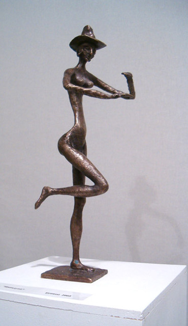 Hattutytto, 2004, pronssi