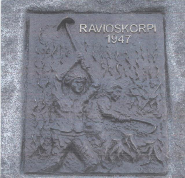 Ravioskorpi (5-7-2006)