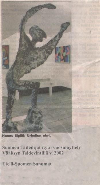 Suomen Taiteilijat_2002_Taidevintissa