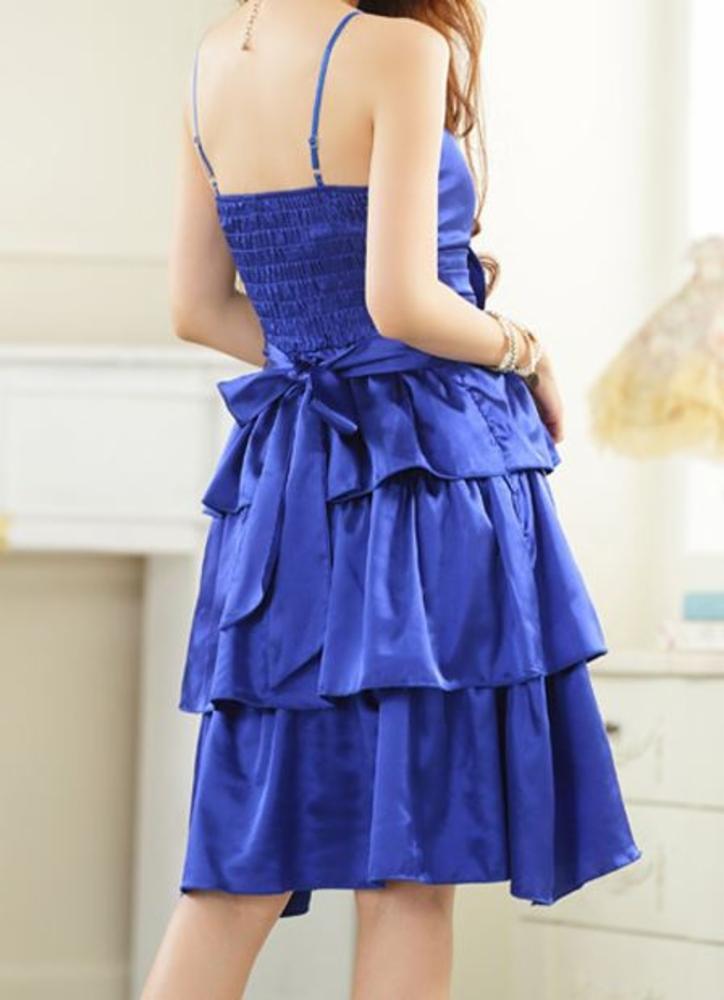 sininen juhlamekko 9bf4a8287d
