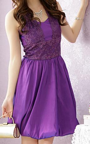 violetti juhlamekko  9b54b5627b