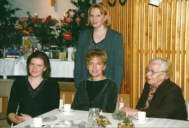 Perheen naiset