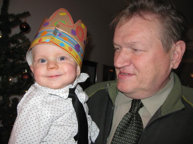 Kuningas Henning ja Isoisä