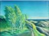 Mereltä tuulee, öljyvärimaalaus 46 x 33 cm. Hinta 150 €