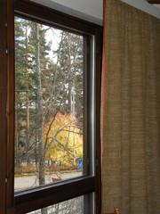 Ikkunanäkymien taidetta
