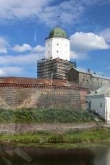 Wiipurin linnan päätorni