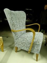 Sivuprofiili k-tuolista