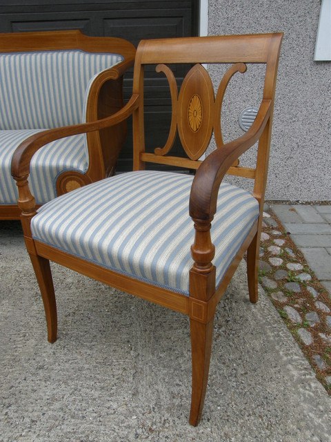 Biedermeier tuoli