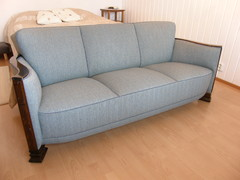 Vanha sohva